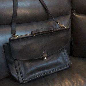 Coach lap top case